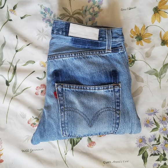 Re/Done Denim - Re/done levis